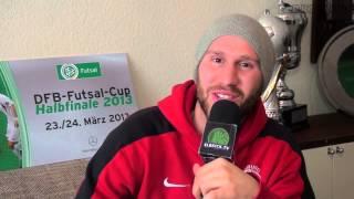 Erdinc Örün (Hamburg Panthers) will die Halle am Samstag voll sehen | ELBKICK.TV