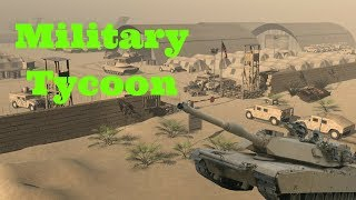Roblox| MILITARY TYCOON!!!