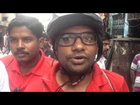 AIDS Awareness Cycle Rally Sonagachi