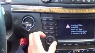 Тест драйв Обзор Mercedes E55 AMG 2006 Авто из США