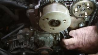 TOYOTA TIMING CHAIN REPLACMENTpt3
