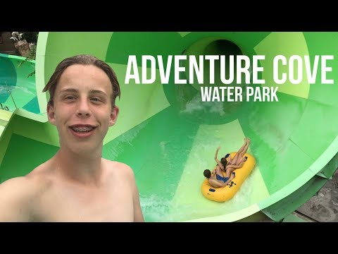 Adventure Cove Waterpark Singapore - Sentosa Day 3