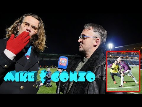 West Ham U23's | Mike & Gonzo go to the game