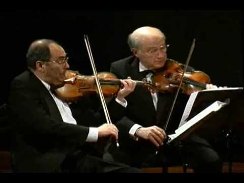 Borodin,String Quartet No 2 D major 1st and intro of 2nd Mov Kopelman String Quartet