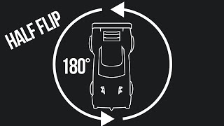 Half Flip Tutorial | Rocket League