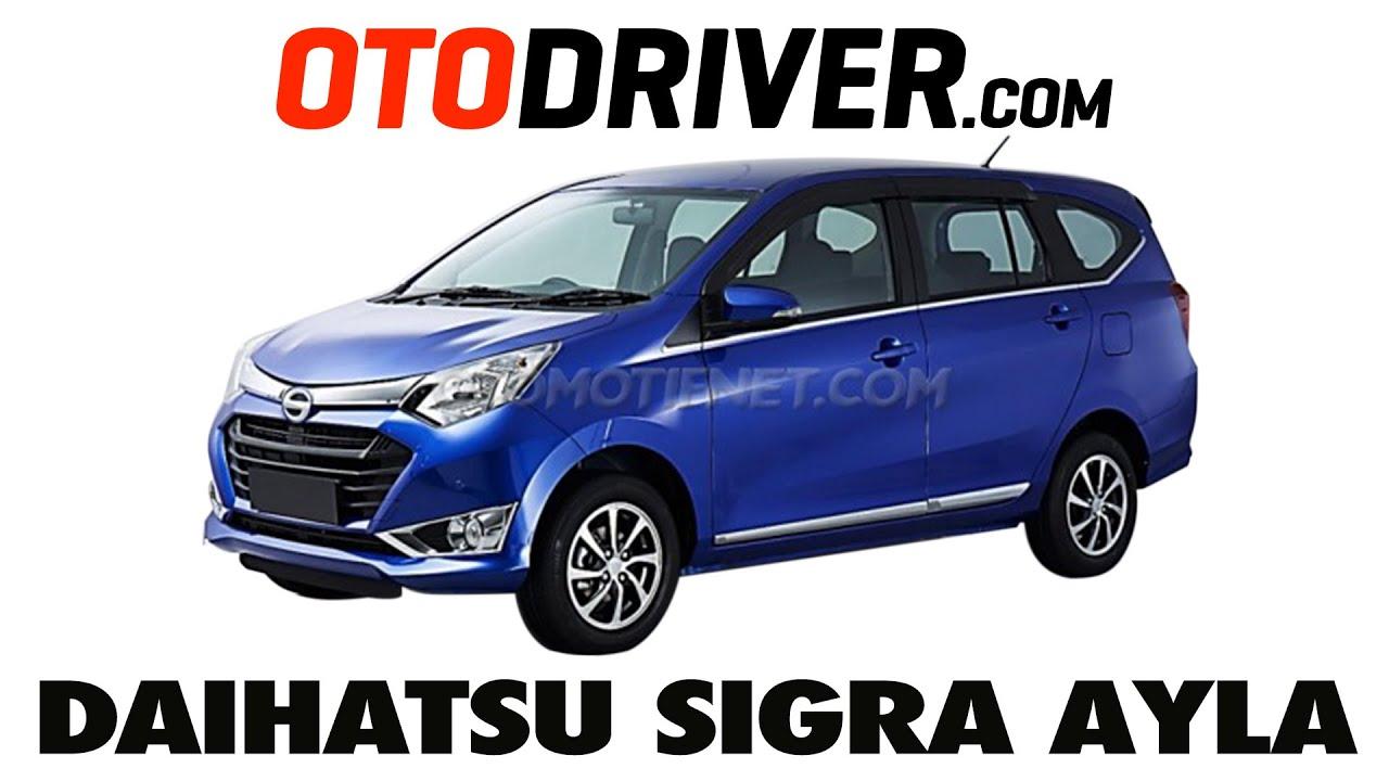 Gambar Mobil Sigra Toyota