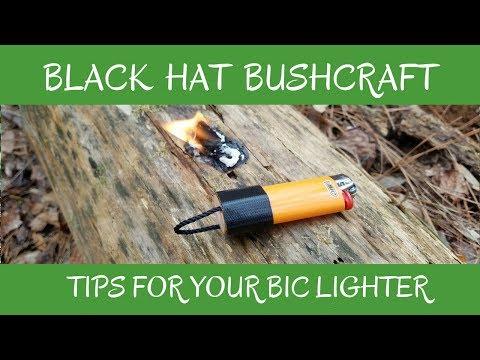 Bic Lighter Tips & Tricks