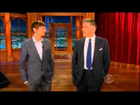 Craig Ferguson 11/12/12A Late Late Show beginning
