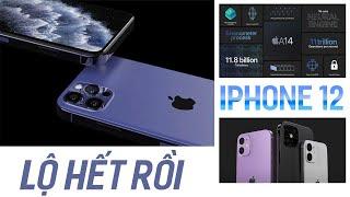 Lộ hết rồi iPhone 12 xanh Navy 4 phiên bản, mua iPhone 12 hãy xem video này