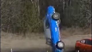 BiG Stock Car Racing / Folkrace Crash Compilation!