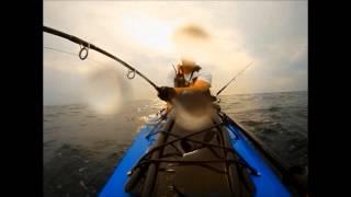 Kayak Fishing Bluefin Tuna 400 Pounds