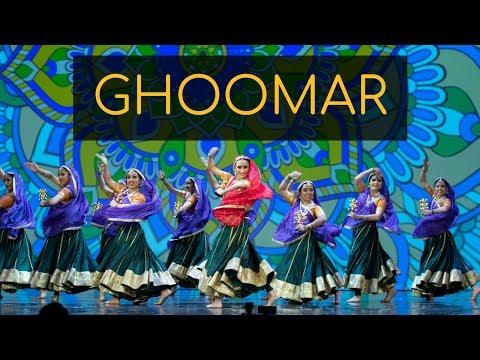 Ghoomar (Movie: Padmaavat, Deepika Padukone, Shahid Kapoor, Ranveer Singh)   Kruti Dance Academy