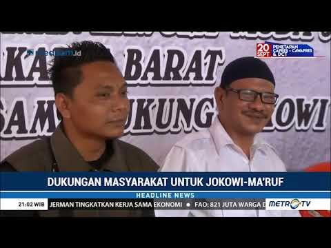 Kawula Muda se-Jakbar Deklarasikan Dukungan untuk Jokowi-Ma'ruf Mp3