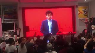 Nintendo Direct 9/4/2019 Reaction at Nintendo NY