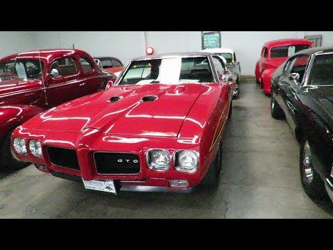 A tour of California Cars (Classic Car Dealership)