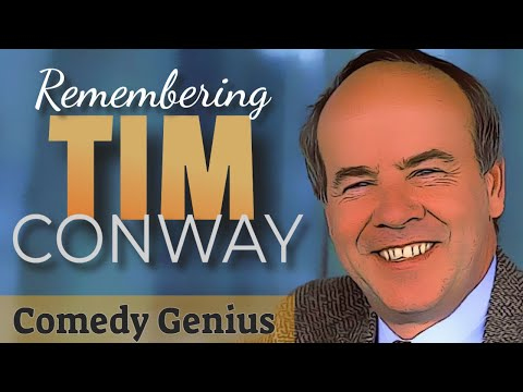 A Tribute to Tim Conway - Comedy Genius