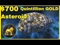 Asteroid mining? How much gold is there left to mine in ...