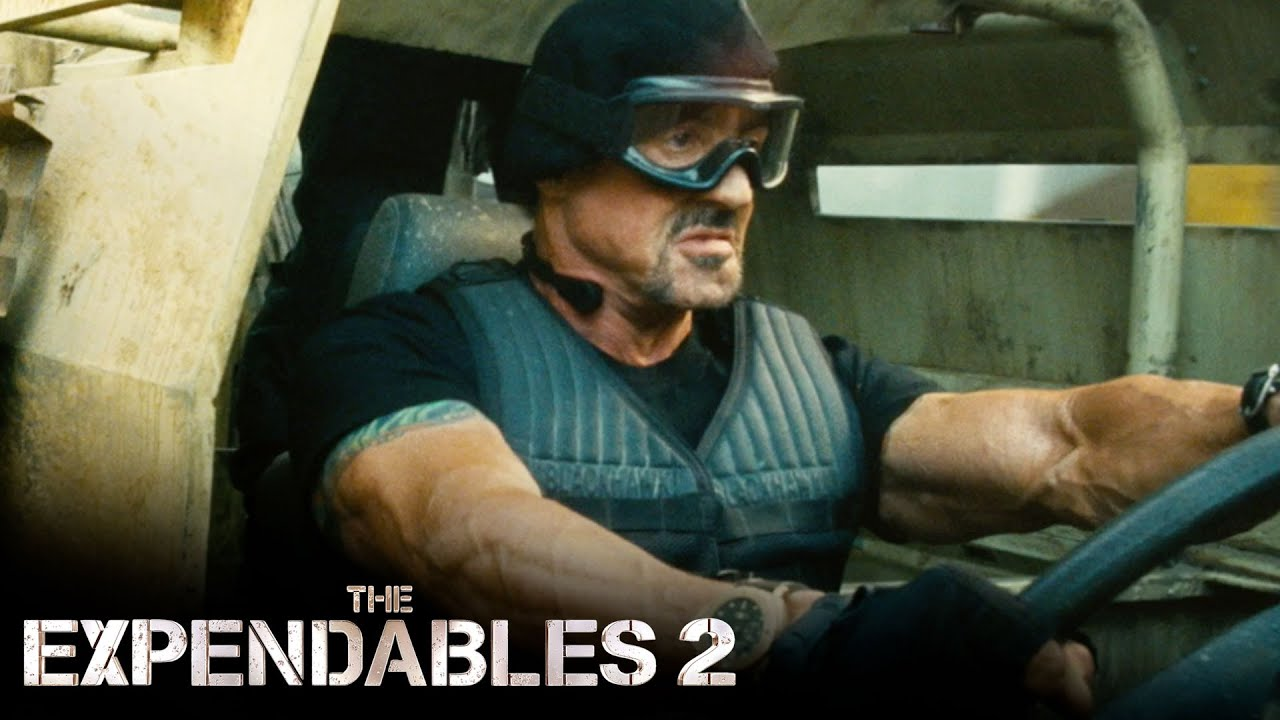 Download 'Here We Go'   The Expendables 2