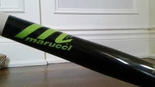 Papi 34 marucci pro model wood bat unboxing