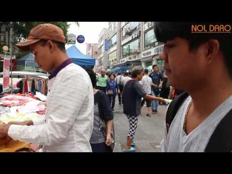 Travel in korea/south korea/ ansan/Suwon/