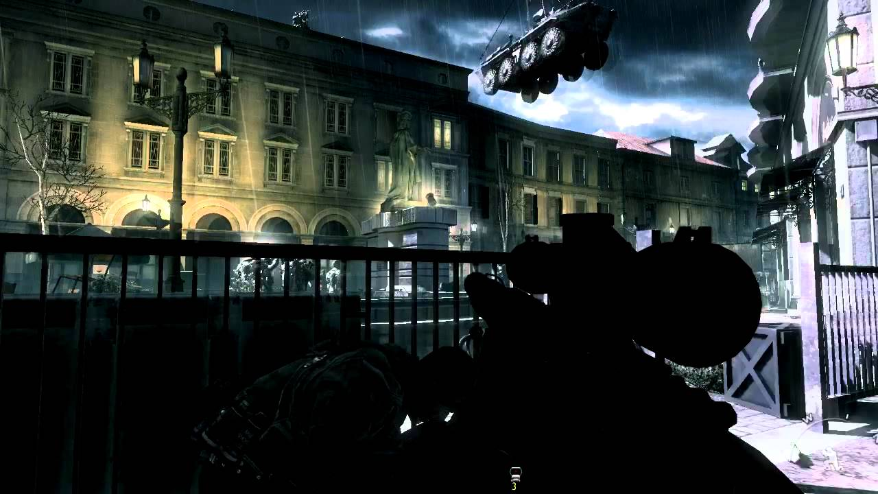 Прохождение Call of Duty: Modern Warfare 3. Миссия 11