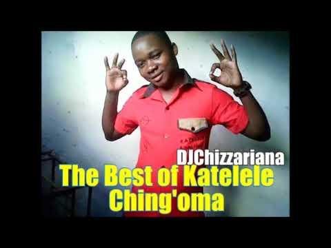 THE BEST OF KATETLELE  CHIN'GOMA