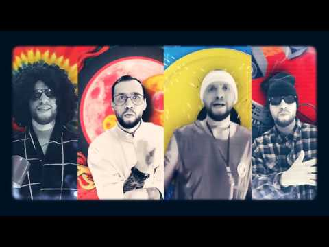 Aspirin Jah - Кайф (сл. Богдан Титомир)(Official Video)