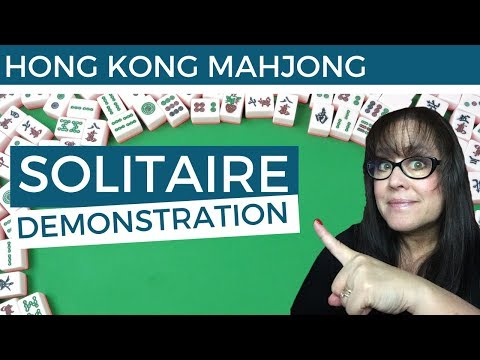 Hong Kong Mahjong Solitaire