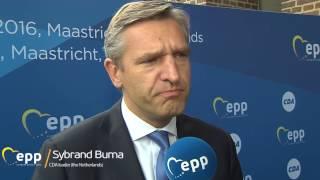 EPP Summit, 20 October 2016