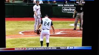 Boston Red Sox-Tampa Bay Rays brawls thru the years compila