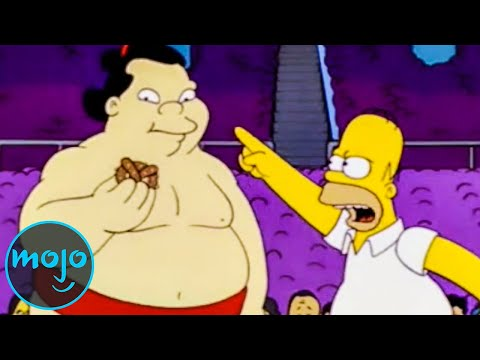 Top 10 Worst Things The Simpsons Have Done on Their Trips