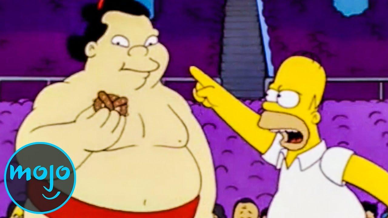 Homer Simpson svorio netekimas svorio netekimas grelinas