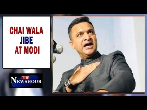 Akbaruddin Owaisi attacks PM Modi, calls him 'çhai wala' | The Newshour Debate (3rd December)