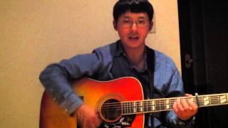 さだまさしさんの『城のある町』を歌ってみました。 香川県丸亀市の丸亀...