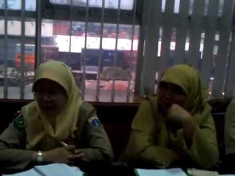 Pengawasan Sudinaker ke PT SPIL