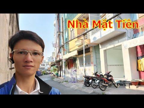 Livestream Bán Nhà Mặt Tiền Tùng Thiện Vương Quận 8, Giá 4 Tỷ 880 TL