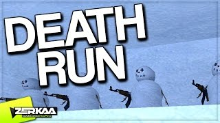 SNOW WORLD | Garry's Mod Death Run