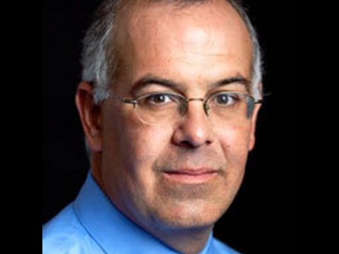 February 12, 2017: Sunday Forum A Conversation With David Brooks