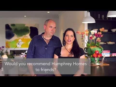 Humphrey Homes - Railway Road Residence, Cottesloe - Testimonial