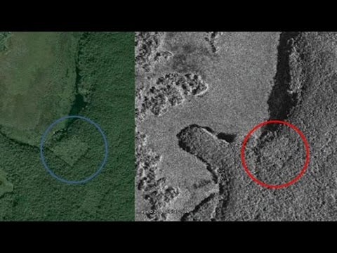Teen Finds Ancient Mayan City On Google Earth And False Flag Operations