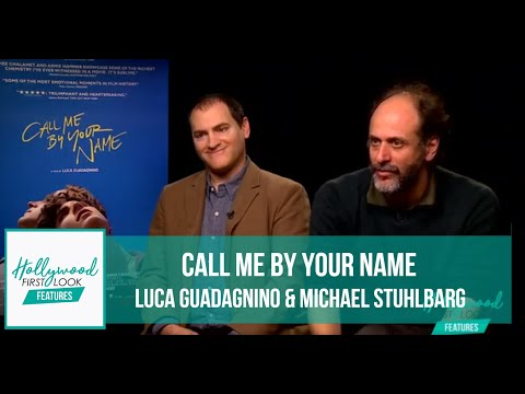 Director Luca Guadagnino & Michael Stuhlbarg | Call Me by Your Name (2017) streaming vf