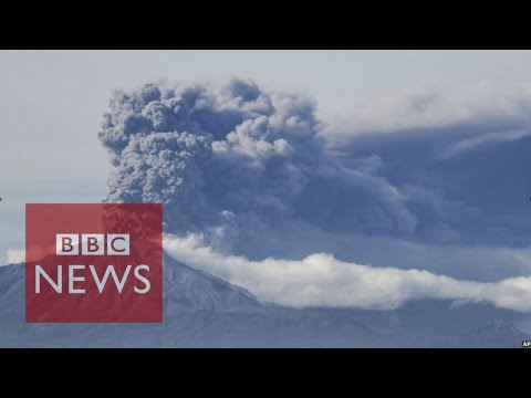 Chile's Calbuco volcano erupts for 3rd time in 8 days - BBC News