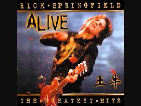 Rick Springfield - Free (Live)