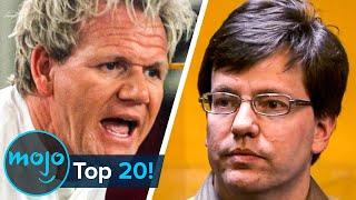 Top 20 Gordon Ramsay Outbursts