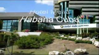 Hotel Melía Habana Cuba ( Francisco Ortiz Apolonio )