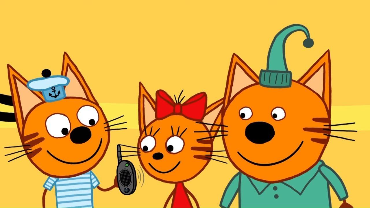 Kot-O-Ciaki | Krótkofalówki | Bajki dla dzieci | Epizod 55