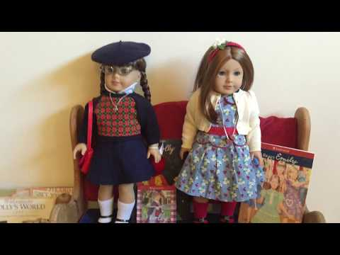 American Girl Molly McIntire And Emily Bennett
