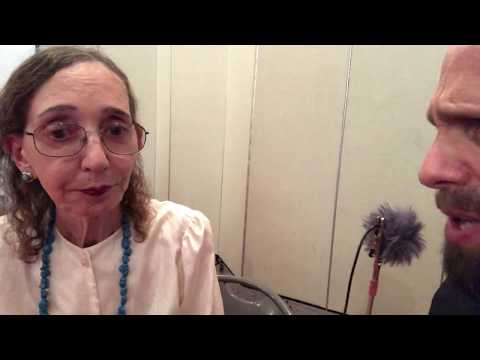 My interview with author Joyce Carol Oates- how the ruling elite enslave us.