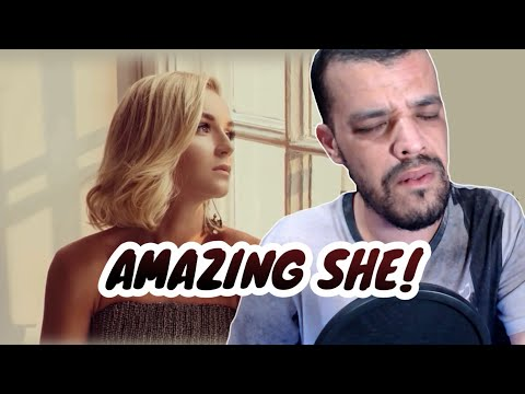 Polina Gagarina - Don't Kiss (Official Lyric Video) ~ Полина Гагарина - Ты не целуй | REACTION DZ