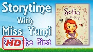 Sofia the First - Children's Books Read Along - Stories for Kids Aloud